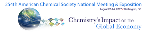 254th American Chemical Society National Meeting and Exposition