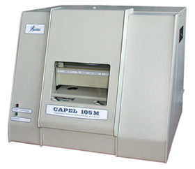 Fertico controls quality of fertilizers using capillary electrophoresis system CAPEL-105M