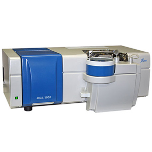 Graphite furnace atomic absorption spectrometer by Lumex Instruments can determine both trace elements and major components in water samples