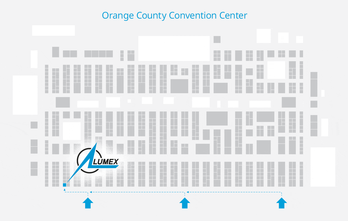 Pittcon 2018 floor plan